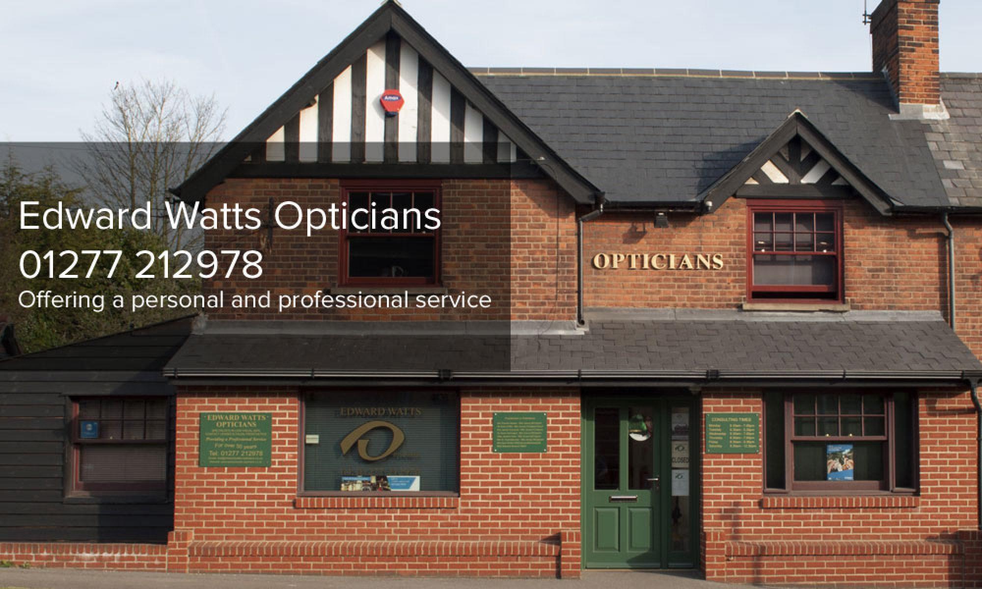 Edward Watts Opticians
